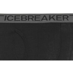 Icebreaker Anatomica w/Fly Ondergoed onderlijf Heren zwart